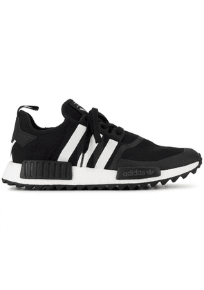 Adidas By White Mountaineering Black NMD R1 Trail Trainers