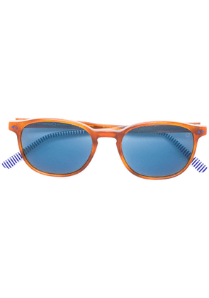 Etnia Barcelona Montauk square sunglasses - Orange