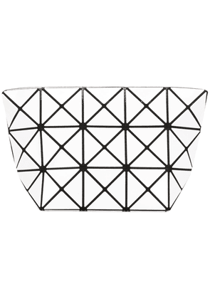 Bao Bao Issey Miyake Lucent Frost make up bag - White