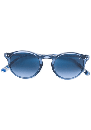 Etnia Barcelona Mission round sunglasses - Blue