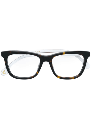 Carrera square glasses - Brown