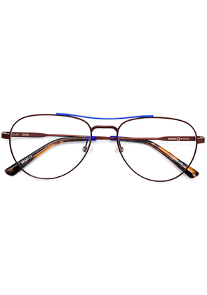 Etnia Barcelona Olaf aviator glasses - Blue