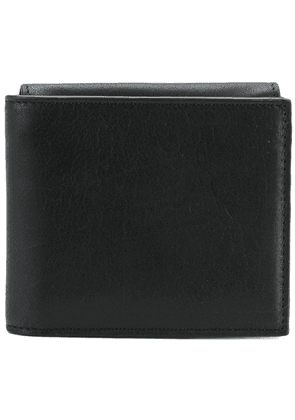 Ann Demeulemeester Blanche foldover smooth wallet - Black