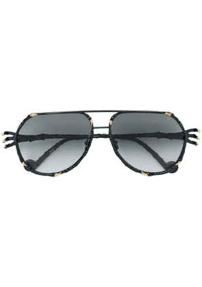 Anna Karin Karlsson The Claw Pilot sunglasses - Black