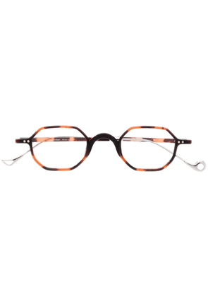 Eyepetizer Rudolph tortoiseshell glasses - Brown
