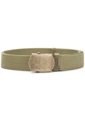 Marni webbed utility belt - Green
