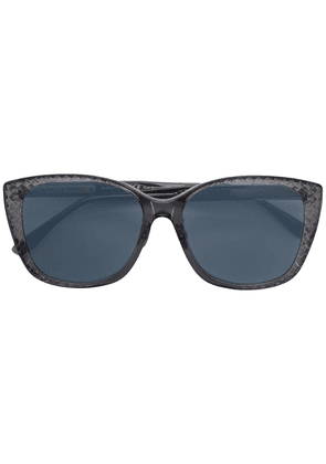 Bottega Veneta Eyewear square sunglasses - Grey