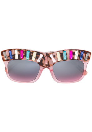 Delalle DeMURE Mica sunglasses - Pink