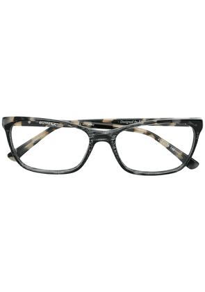 Etnia Barcelona tortoiseshell square glasses - Black