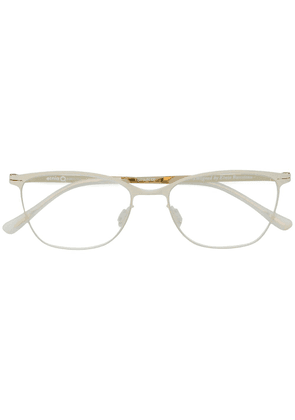 Etnia Barcelona cat eye shaped glasses - White