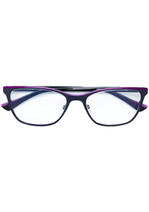 Face À Face cat eye frame glasses - Pink