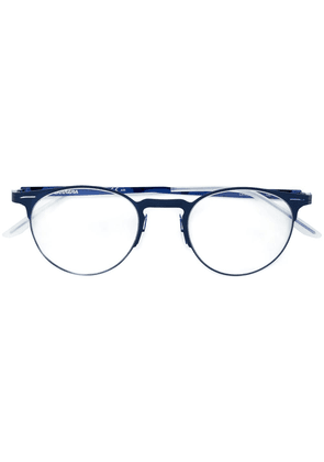 Carrera round glasses - Blue