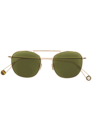 Ahlem tinted square sunglasses - Green