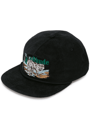 RHUDE Malibu Derby Printed Trucker Hat  439cd5fdbb52