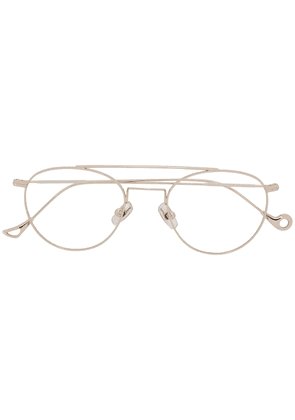 Eyepetizer Georges glasses - Metallic