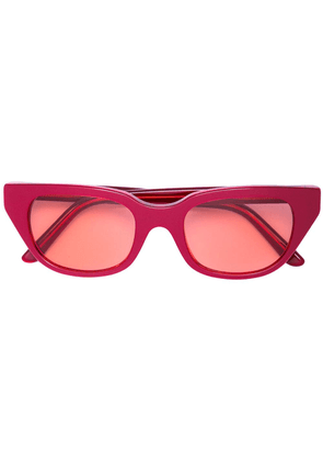 Heron Preston CTNMB sunglasses - Red