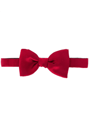 Lanvin classic bow-tie - Red