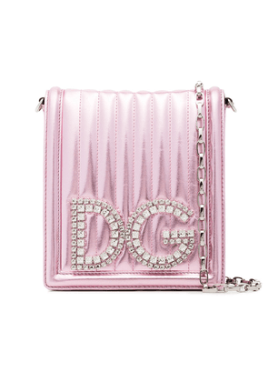 Dolce & Gabbana DG Girls crossbody bag - Pink