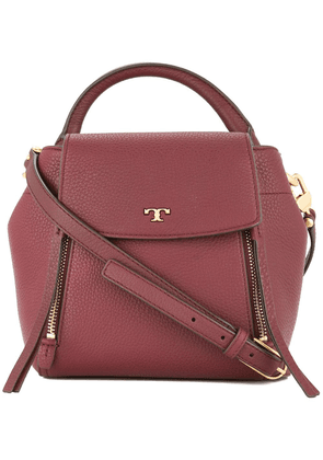 1281e8c74a9b Tory Burch Fleming Flat crossbody bag