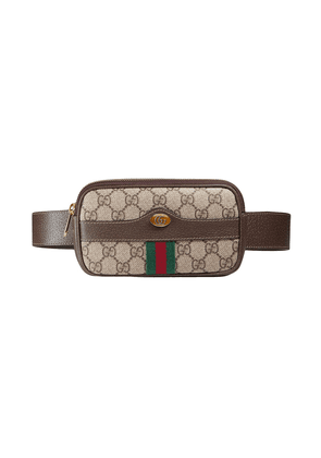Gucci Ophidia GG Supreme belted iPhone case - Neutrals