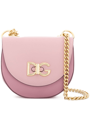 Dolce & Gabbana Media Wifi cross body bag - Pink
