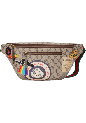 Gucci Gucci Courrier GG Supreme belt bag - Neutrals