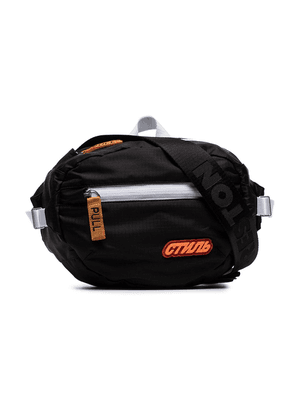 Heron Preston black and white 'Style' belt bag