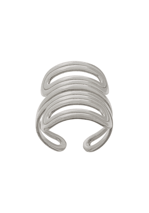 Charlotte Valkeniers Waver ring - Metallic