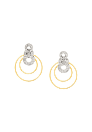 Charlotte Valkeniers Spectrum earrings - Metallic