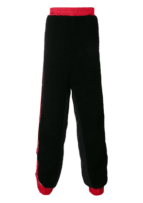 Ambush Nobo fleece trousers - Black