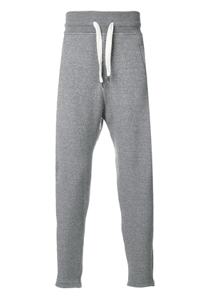 Isabel Marant baggy sports trousers - Grey
