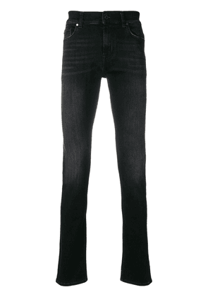 7 For All Mankind slim fit jeans - Black
