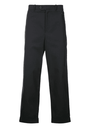 Craig Green tailored wide-leg trousers - Blue