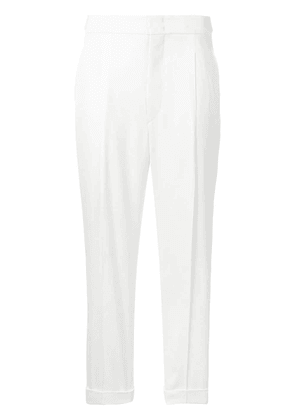 Isabel Marant Prissa tapered trousers - White