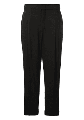Isabel Marant Prissa tapered trousers - Black