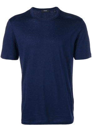 Theory classic short sleeve T-shirt - Blue