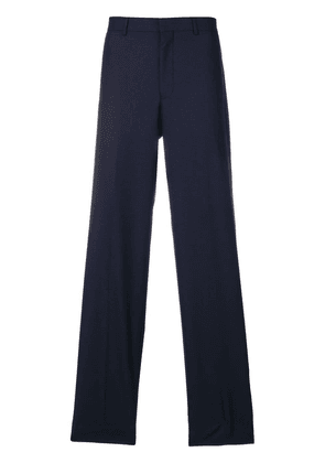 E. Tautz pleated trousers - Blue