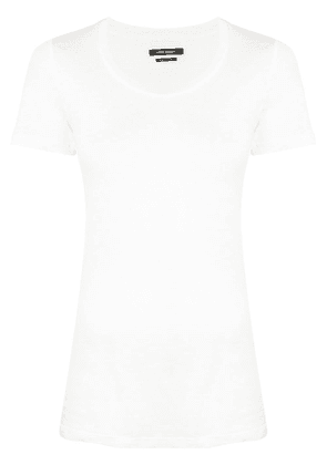 Isabel Marant relax fit T-shirt - White