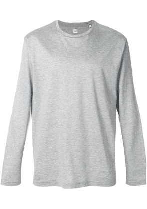 E. Tautz long-sleeved top - Grey