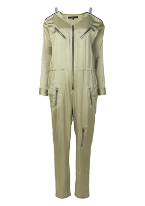 Barbara Bui zipped slouched jumpsuit - Green