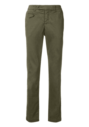 Al Duca D'Aosta 1902 basic chinos - Green
