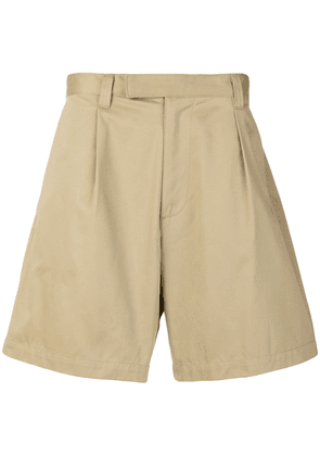 E. Tautz tailored shorts - Neutrals