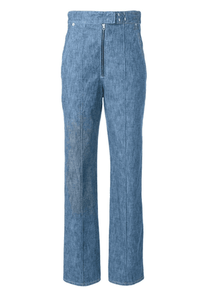 Isabel Marant Nuk trousers - Blue
