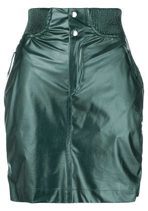 Isabel Marant fitted skirt - Green