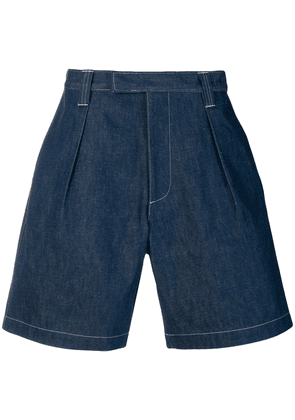 E. Tautz tailored shorts - Blue