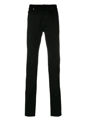 Valentino stretch skinny trousers - Black