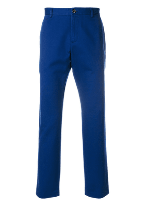 Gucci Drill chinos - Blue