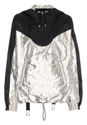Isabel Marant Richie Waterproof Hooded Top - Black