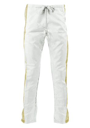 Cottweiler contrast strap metallic Protective trousers