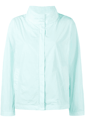 Geox band collar jacket - Blue